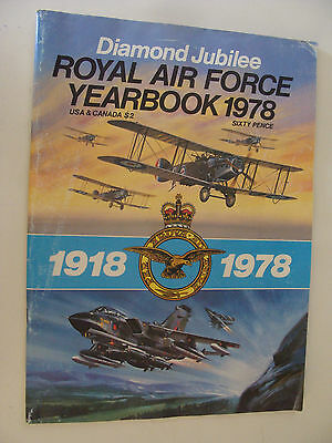 $32.71 • Buy Diamond Jubilee Royal Air Force YearBook 1918 - 1978 UK Military Aircraft