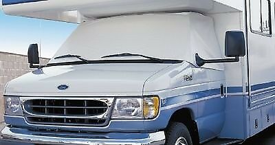 $65.43 • Buy Adco Products Inc 2411 Class C Windshield Cover For RV, White