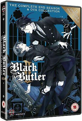 Black Butler Complete Series 2 Collection (DVD) • 9.99£