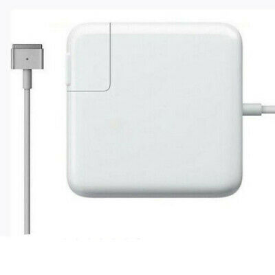 $22.58 • Buy Genuine 60W Mag2 T-Tip AC Adapter Charger For Mac Pro 13' Retina A1502 With Logo