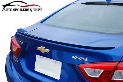 FACTORY LIP STYLE PAINTED 2010-15 CHEVY CRUZE SPOILER