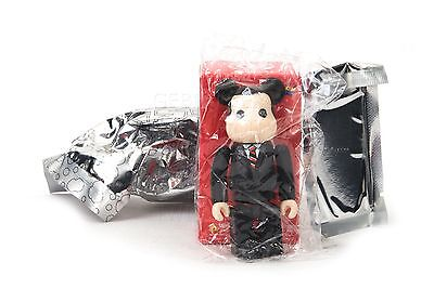 $50 • Buy Medicom Toy Bearbrick 100% SERIES 21 TWIN PEAKS SECRET HORROR Be@rbrick 21