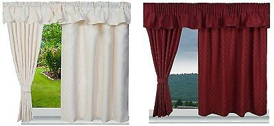 £18.95 • Buy Static Fully Lined Ready Made Caravan Curtains Premium Quality Made To Measure