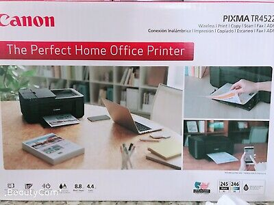 View Details NEW Canon MX492/4522/490 Wireless All In One Printer/Copyer/Scaner-FAX-NEW-Gift • 84.96$
