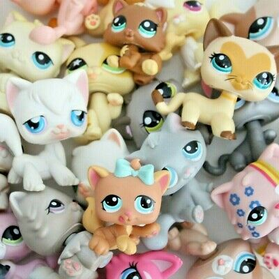 Lps Littlest Pet Shop Cats, Kittens & Lions -  Lots To Choose From • 14.99£