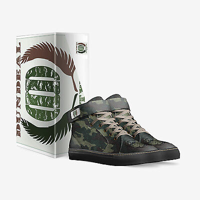 £109.11 • Buy Dundeal Shoe Wear Air Force Nike Edition S Hot Army Fatigued Version Customs