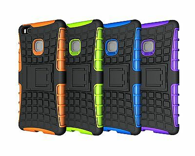 Heavy Duty Shockproof Hard Case Cover With Stand For Various Smart Mobile Phones • 4.45£