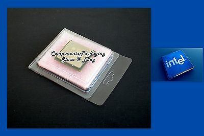 CPU Clam Shell Case For LGA1155 LGA1156 LGA1150 I7 Xeon - Lot Of 10 25 40 80 225 • 60.07£
