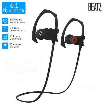 AU18.77 • Buy Beatz Wireless Bluetooth Stereo Headphone Earphone Sport For IPhone LG Samsung