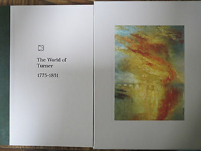 The World Of Turner 1775-1851 (Time Life Library Of Art) Diana Hirsh • 8.58£
