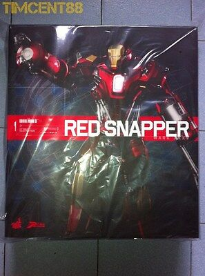 AU380.17 • Buy In Stock! Hot Toys 1/6 Iron Man 3 Mark XXXV 35 Power Pose PPS 002 Red Snapper