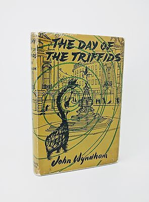The Day Of The Triffids By John Wyndham - First Edition 1st/1st 1951 • 700£