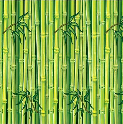 Bamboo 30 Foot Backdrop Luau Party  • 10.01£