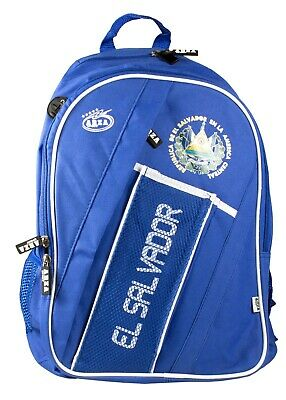 $29.99 • Buy Backpack EL SALVADOR Arza  Color Blue. Back To School.