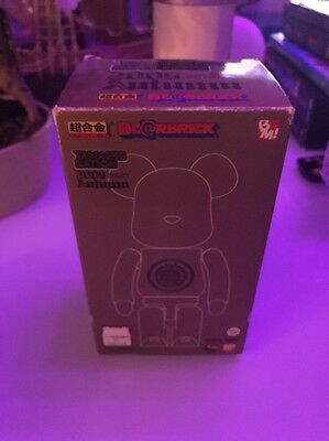 $241.55 • Buy Bearbrick 200 Saint Seiya Gold Tamashii Nation Bandai 2009 Metal Medicom