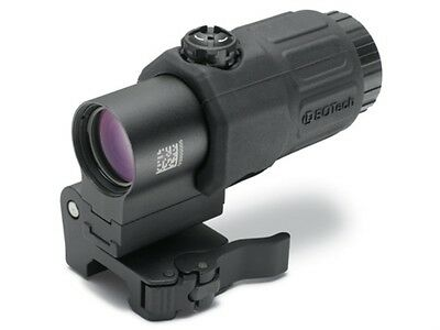 $484 • Buy EOTech G33 3x Magnifier For Red Dot Sights W/ STS Mount - BLACK
