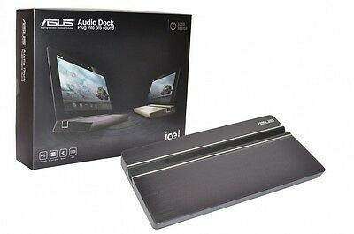 Asus Audio Dock Gray Micro USB Docking Station Incl. 36W Ac-adapter Suitable For • 15.58£
