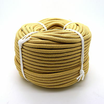 Sandy Brown Polypropylene Rope Military Army Colours Cord Survival Camping Mi4 • 109.98£