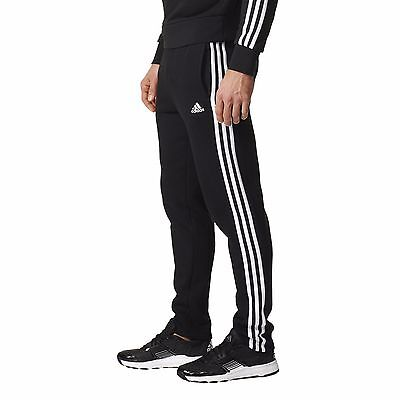 AU95 • Buy ADIDAS Men's Essentials 3 Stripe Tapered Tracks Tracksuit Pants - Size S