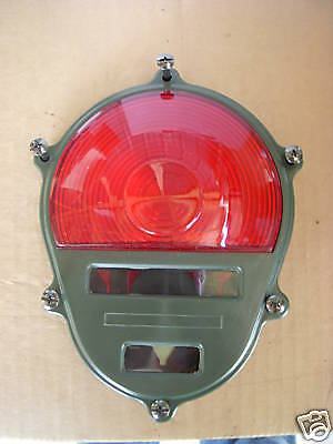 $15 • Buy 2.5 Ton M35a2 M Series Rear Tail Light Cover Only