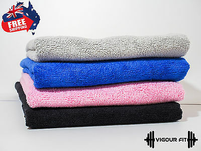 AU9.49 • Buy Microfiber Towel Gym Sport Footy Travel Camping Swimming Drying Microfibre
