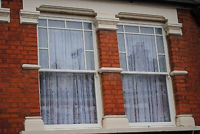 Sliding Timber  Double Glazed Sash Windows • 350£