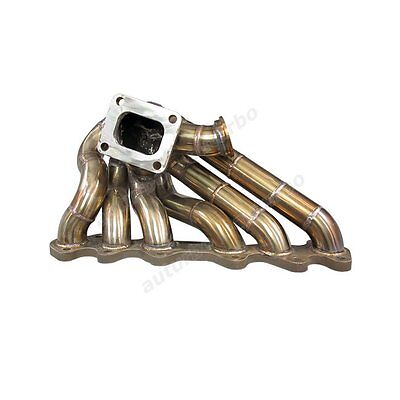 AU712 • Buy 11 Gauge Thick Wall Turbo Mainfold For Supra 2JZGTE 2JZ-GTE 46mm Wastegate