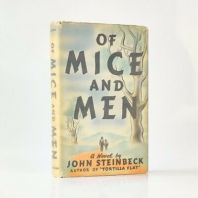 £1750 • Buy Of Mice And Men - John Steinbeck - US First Edition - 1937