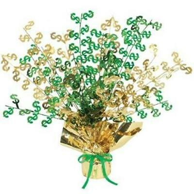 $3.89 • Buy Money Sign $ Gleam N Burst Centerpiece Casino Vegas Gambling Party Decoration