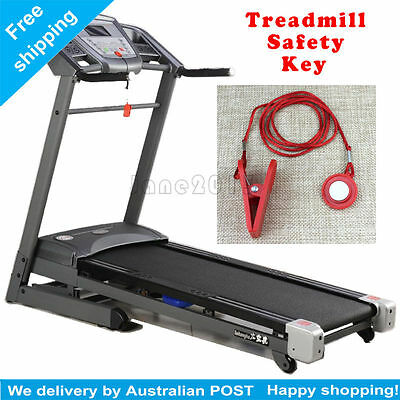 AU19.85 • Buy Running Machine Safety Safe Key Treadmill Magnetic Security Switch Lock New