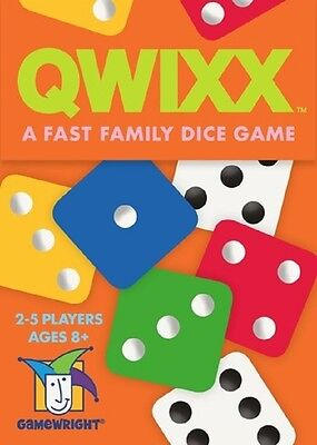 $ CDN13.91 • Buy Gamewright: Qwixx Game (New)