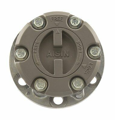 AU369.95 • Buy 2 X AISIN FREEWHEEL HUBS MITSUBISHI PAJERO NH, NJ, NK, NL TRITON ME, MJ, MK, ML
