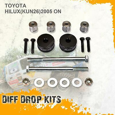 AU86 • Buy 2  3  4  Lift Kit Diff Drop Kit Direct Bolt In For Toyota Hilux KUN 26R 05-on