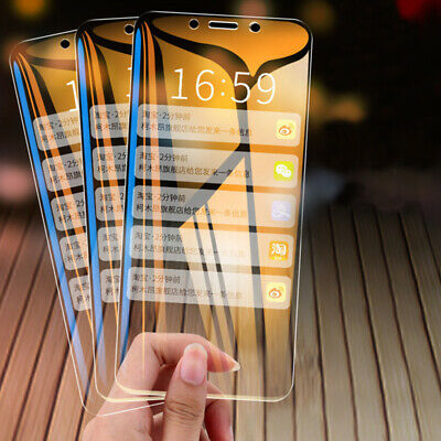 $ CDN3.44 • Buy For Samsung Galaxy A32 A52 A42 A02S S21 Tempered Glass Cover Screen Protect Film