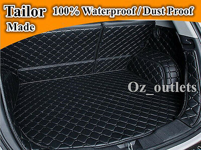 AU115 • Buy Tailor Made Boot Liner Cargo Mats Cover 7 Seats Mitsubishi Outlander Current 20