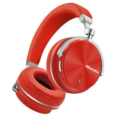 AU34.31 • Buy Bluedio T4S Bluetooth Headphones Wireless Noise Cancelling Stereo Headset On Ear