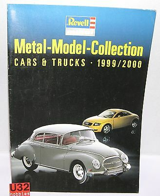 £4.50 • Buy Revell Catalog Metal Model Collection Year 1999/2000 New 23 Paginas