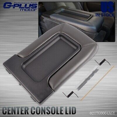 $20.75 • Buy Center-Console-Fits-99-07-Chevy-Silverado-OEM-GM-Part-19127364-Lid-Armrest-Latch