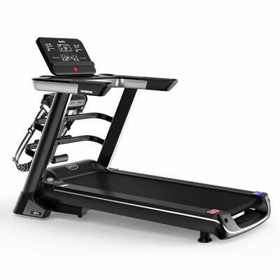 AU699.99 • Buy Multi-functional Electric Treadmill Pluse Senser Fitness Home Gym Massage Sit Up