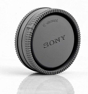 $ CDN9.32 • Buy Sony Camera Body Cover + Lens Rear Cap For Sony A6500 A6300 A5100 NEX-7 A7RII
