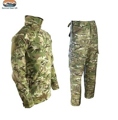 £43.11 • Buy BTP Military Army Combat Trousers UBACS COMBO Tactical Camo Airsoft Paintball