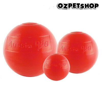 AU35.90 • Buy Aussie Dog Enduro Ball - Tough Dog Ball - 3 Sizes