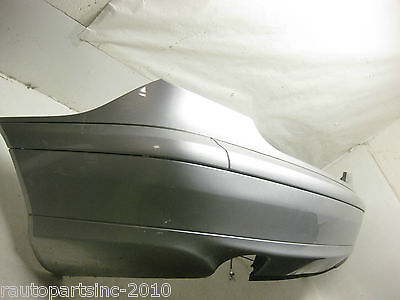 $243 • Buy 2003 Mercedes C230 Coupe Rear Bumper Cover Silver Paint Oem 03 04 05 06 07