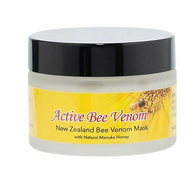 $36.95 • Buy Anti Aging Rejuvenation Facial Lifting Mask - New Zealand Active Bee Venom 15g