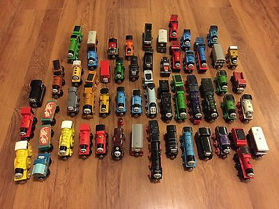 Genuine Thomas & Friends Engines For Brio/Wooden Train Track With Combined Post • 6£