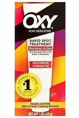 £7.78 • Buy Oxy Spot 10 Treatment For Acne 1oz -Expiration Date 03-2023