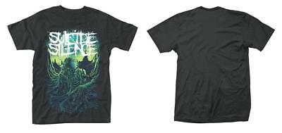 Official Licensed - Suicide Silence - The Falling T Shirt - Metal Deathcore • 11.99£