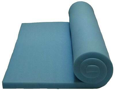 £0.99 • Buy High Density Firm Upholstery Foam Cut To Size - For Cushions Sofas Seats Bench