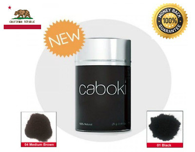 £8.51 • Buy Caboki - 3 COLORS Hair Building Fiber 25g + FAST FREE SHIPPING