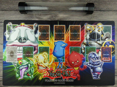AU32.37 • Buy YuGiOh Ojama Custom Playmat WCQ/WCS Trading Crad Game Mat Free High Quality Tube